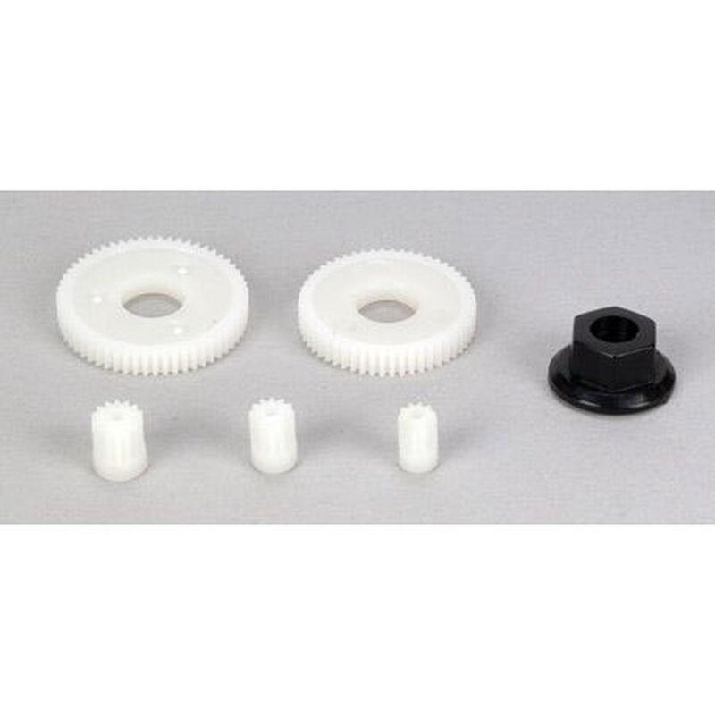 1/24 Micro Brushless SCT Parts Bundle