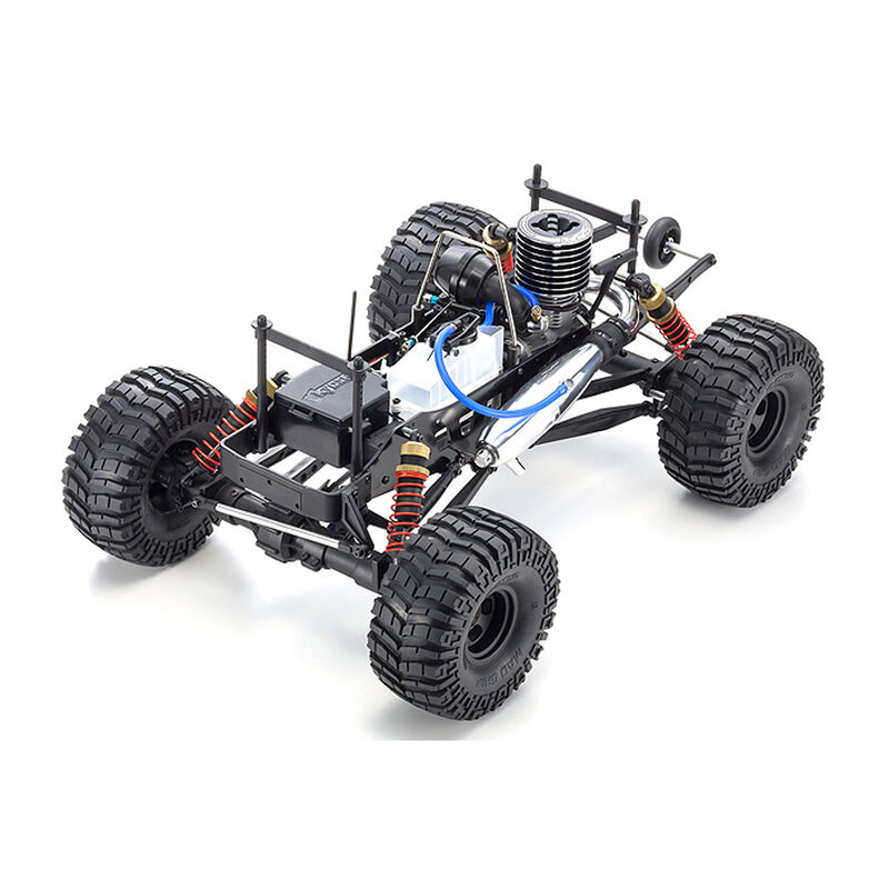 1/8 GP-MT Mad Crusher 4WD Nitro Monster Truck RTR