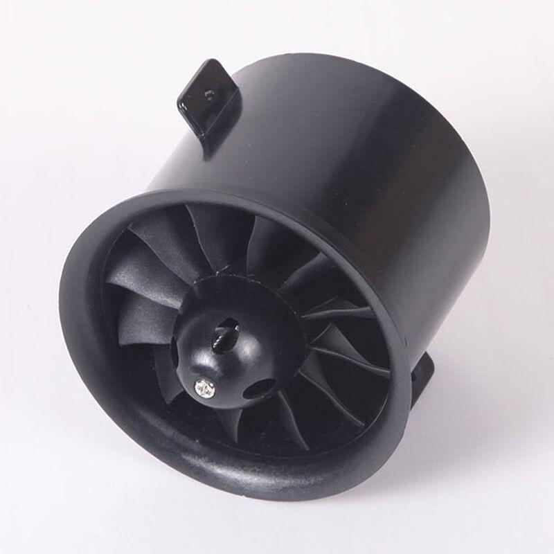 12-Blade Ducted Fan, 70mm