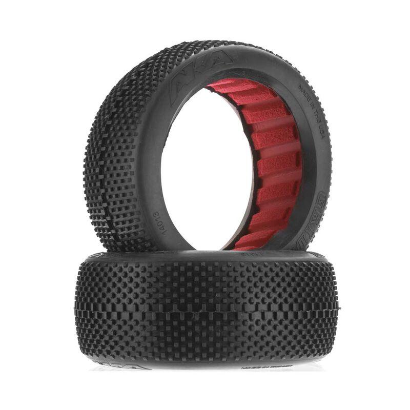 1/8 Buggy GridIron II Soft Long Wear Tires (2)
