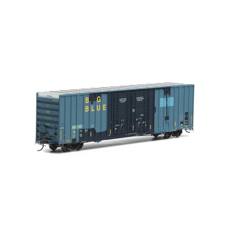 HO RTR 60' Gunderson Box AOK #167191