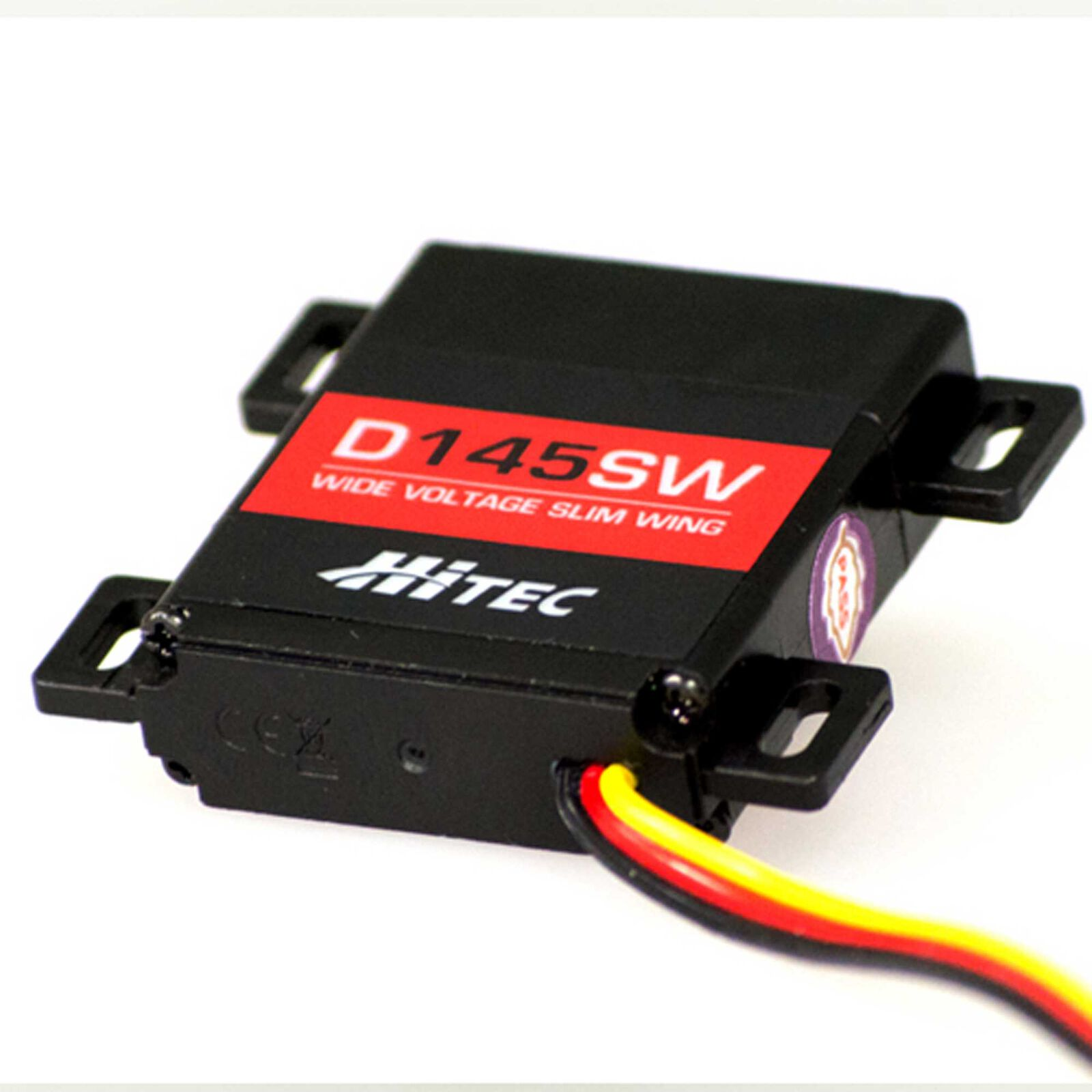 D145SW Thin Digital Voltage Steel Gear Slim Wing Servo