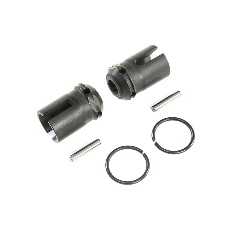 Front/Rear Center Drive Dogbone Coupler (2): 5ive-T 2.0