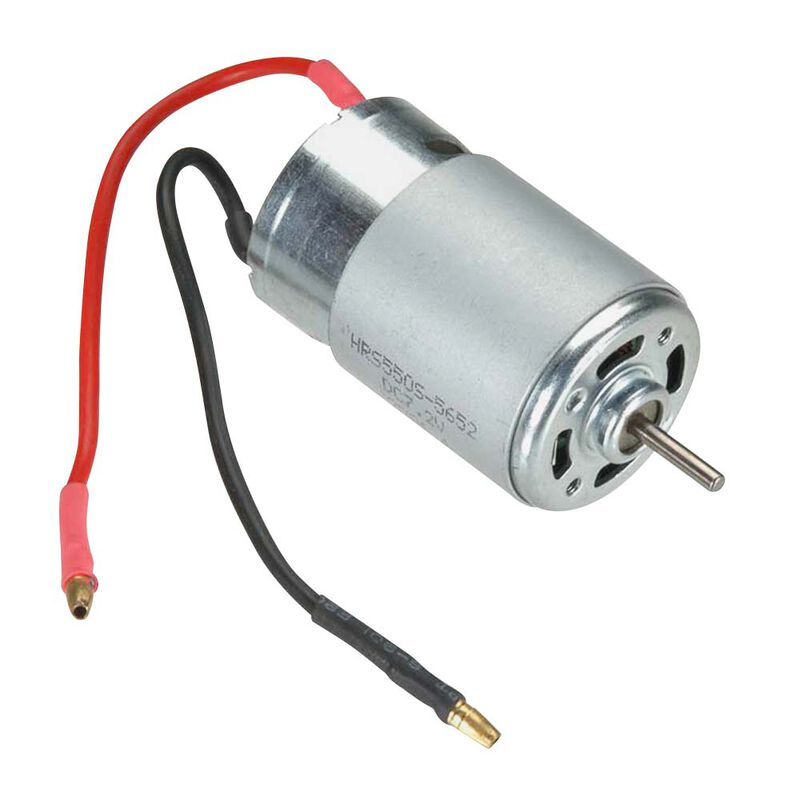 Electric Motor 550 Low RPM