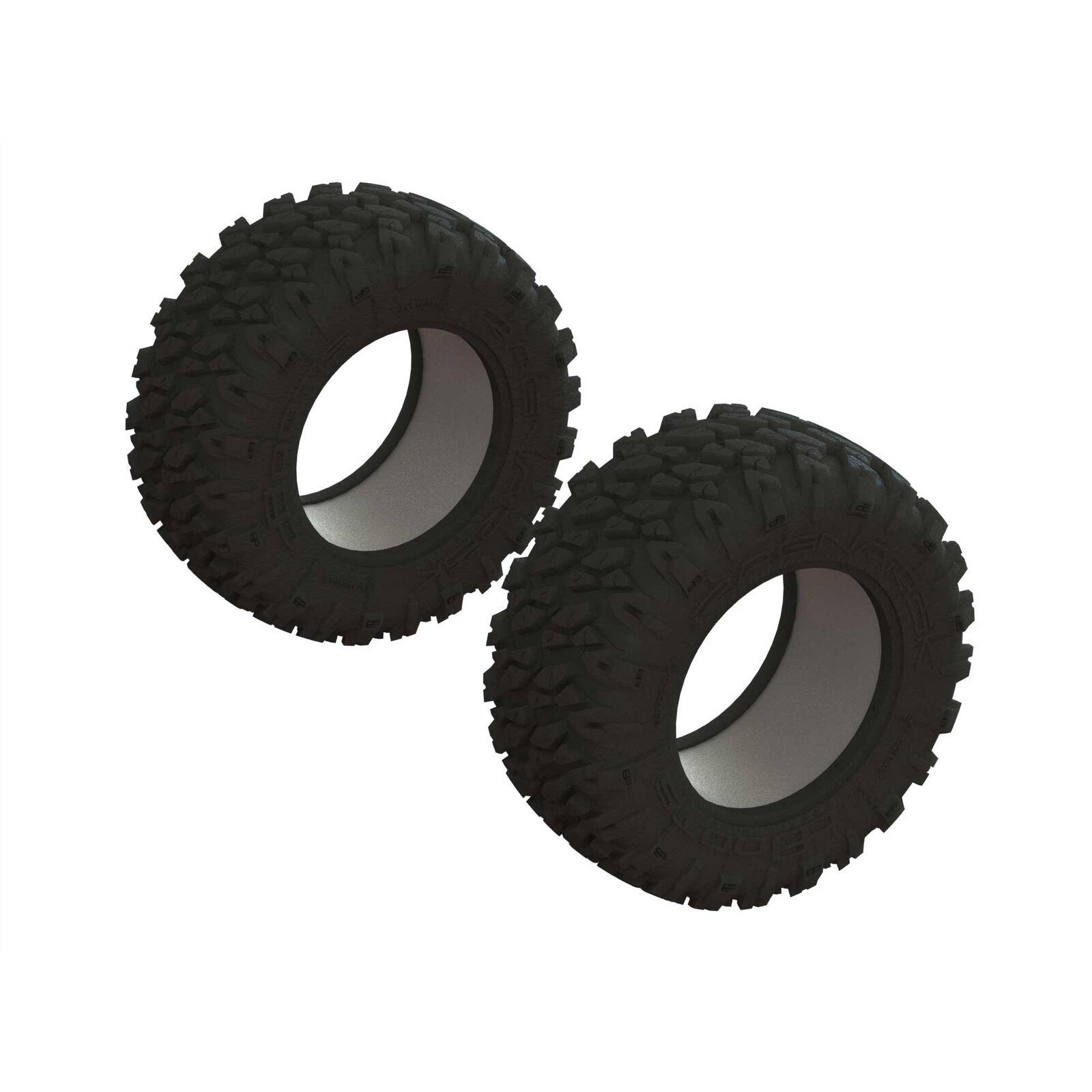 1/8 Front/Rear dBoots RAGNAROK MT 2.8 Tire with Inserts (2)