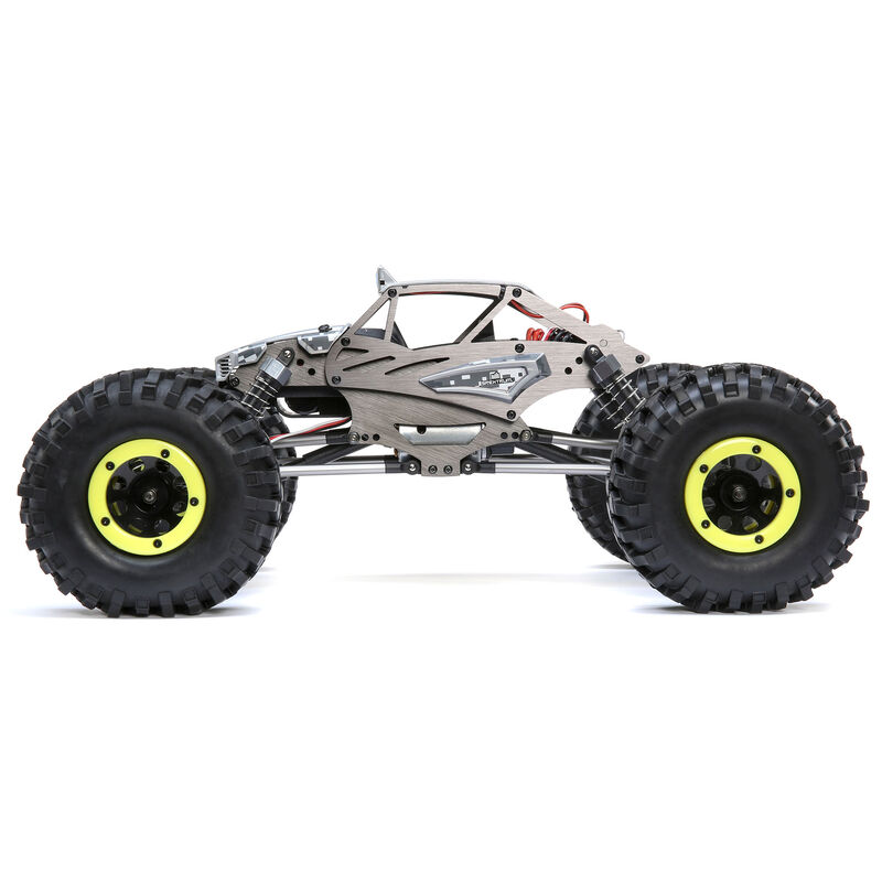 1/18 Temper 4WD Gen 2 Brushed RTR, Yellow