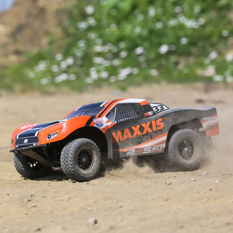 1/10 22S Maxxis 2WD SCT Brushless RTR with AVC