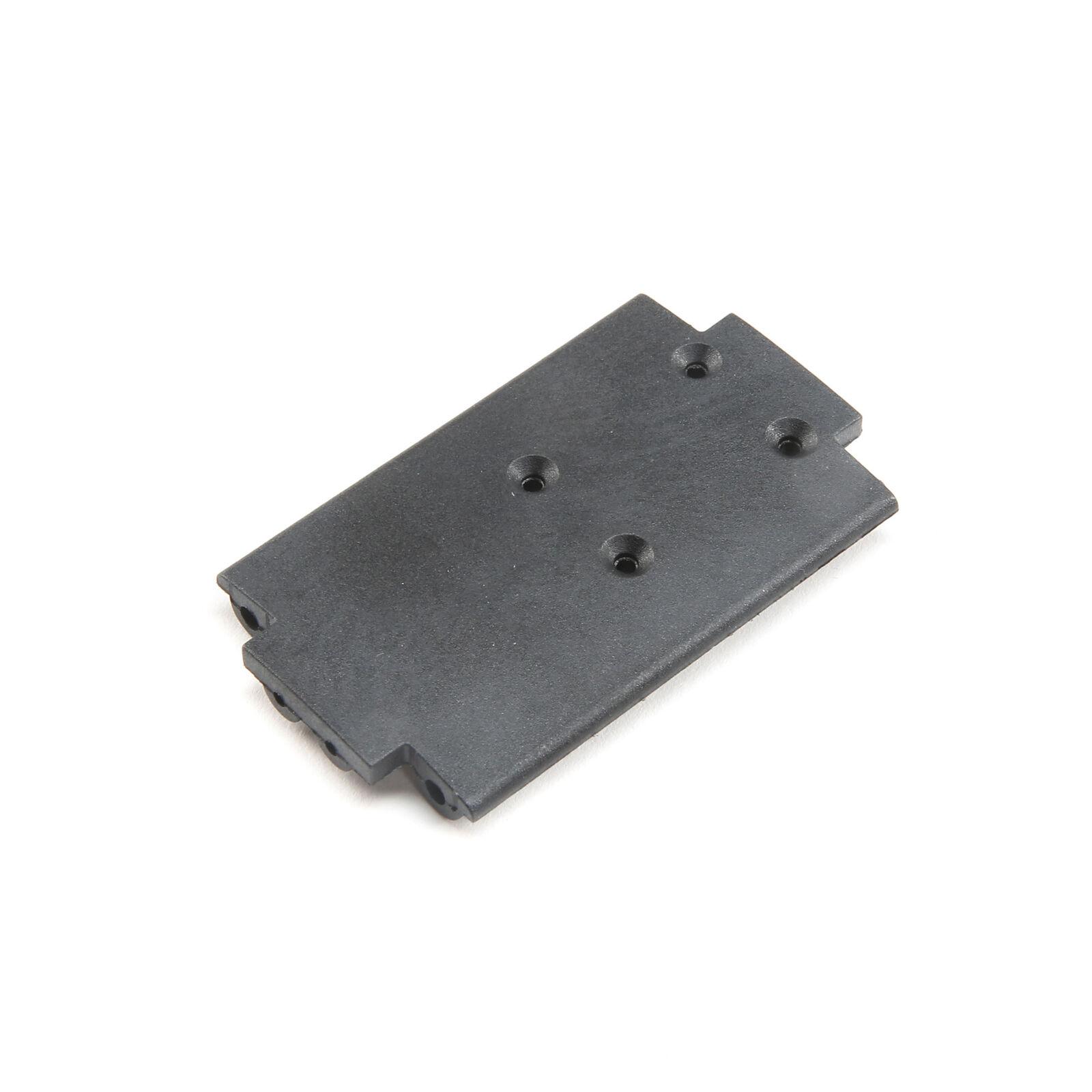 Skid Plate: 1/18 Temper 4WD Gen 2
