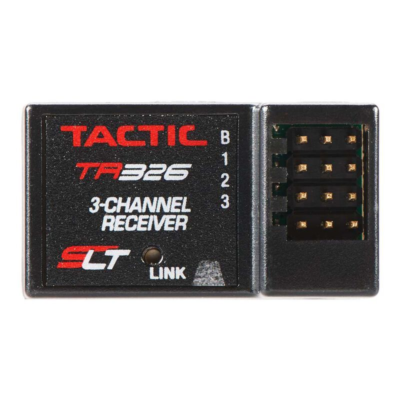 TR326 3-Channel SLT High Voltage Receiver Only