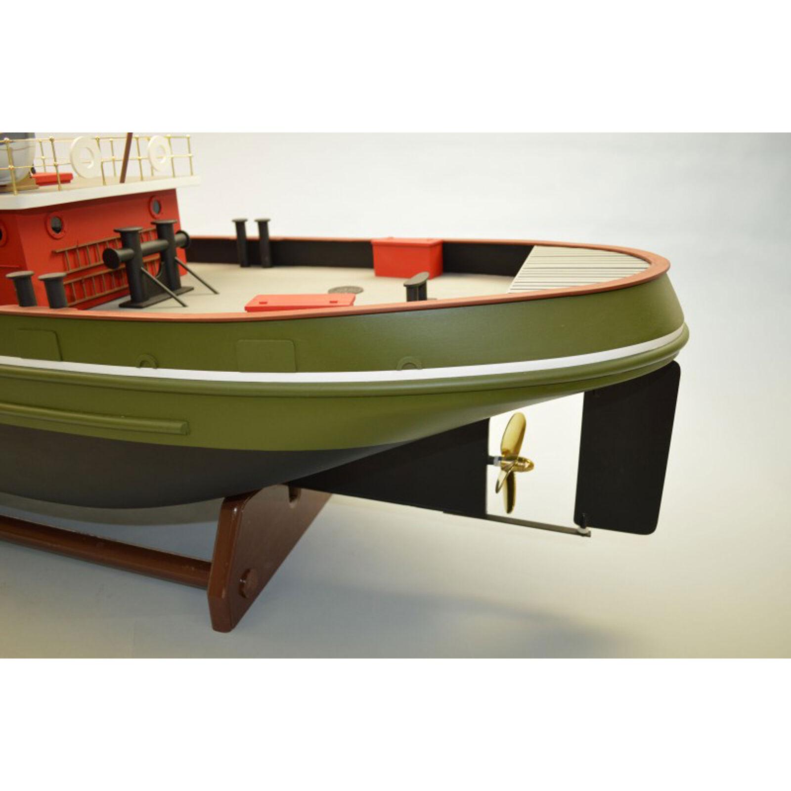 """1/24 Carol Moran Tug Boat Kit, 50"""""""