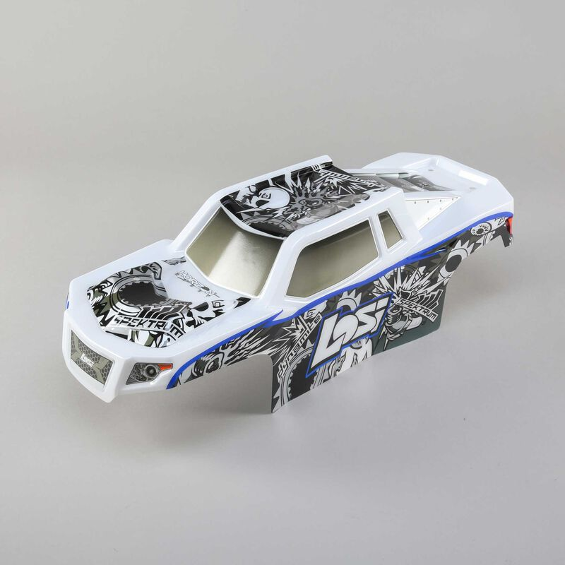 1/8 Painted Body Set: LST 3XL-E