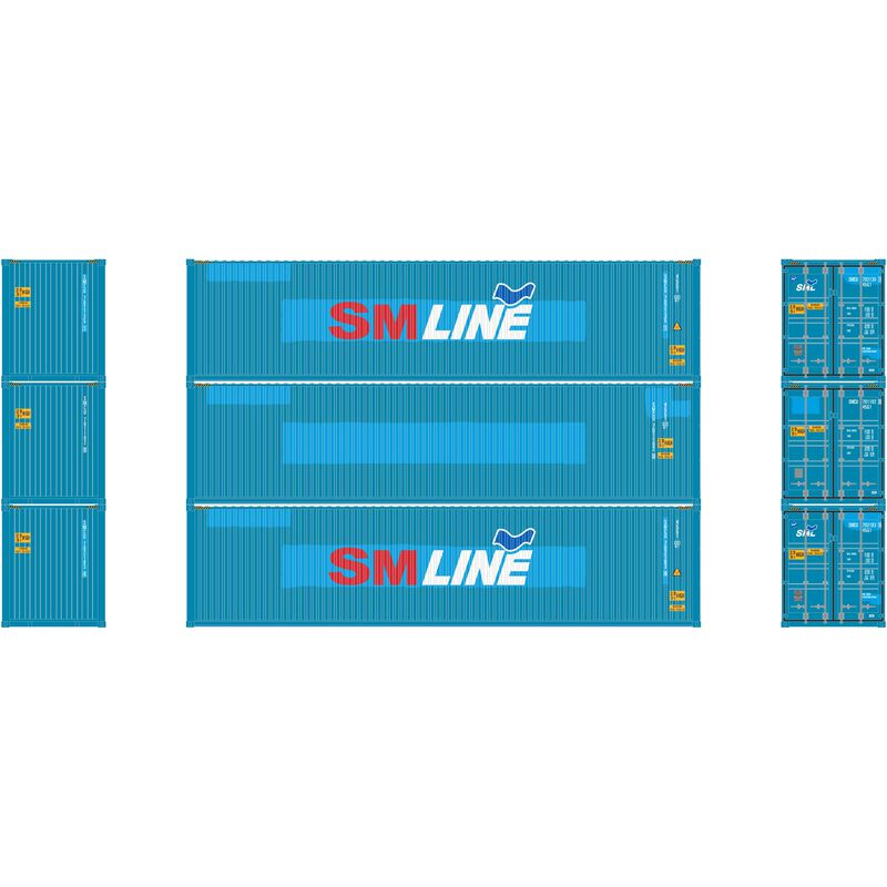 N 40' High-Cube Container SM Line (3)