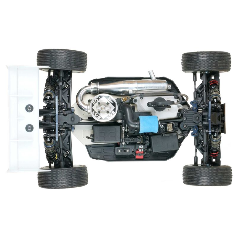 1/8 NB48 2.0 4WD Nitro Buggy Kit