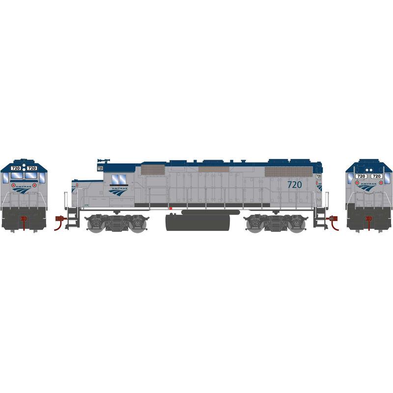 HO GP38-2 Amtrak #720
