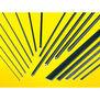 "Carbon Fiber Strip, .057x.177x40"" (2)"