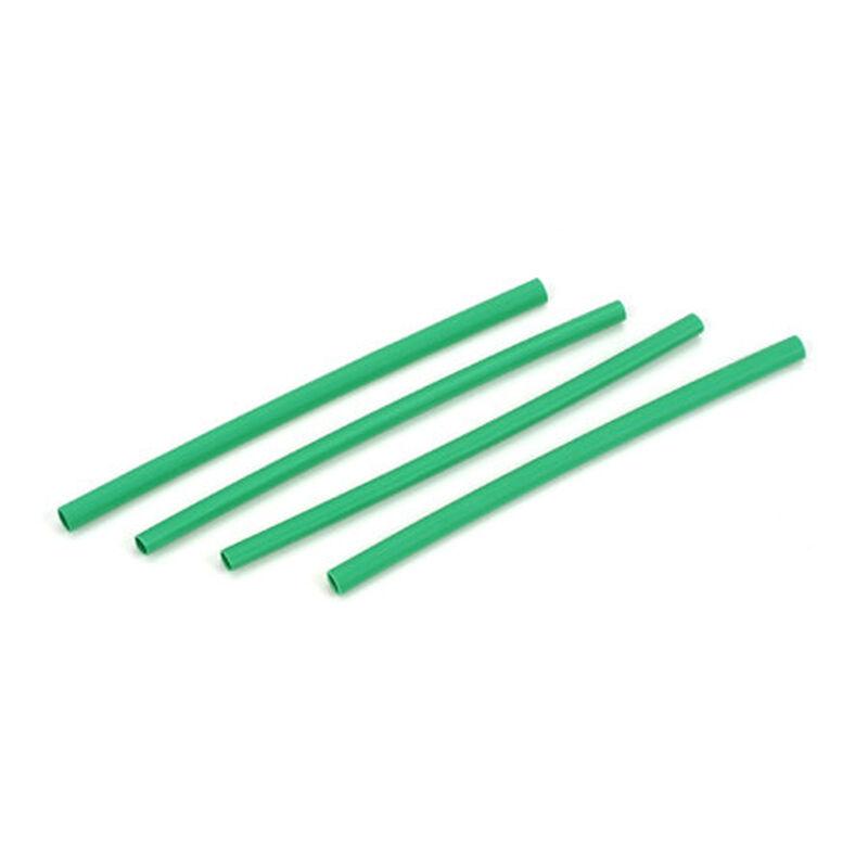 """Heat Shrinkwrap, 3/32"""", Green"""