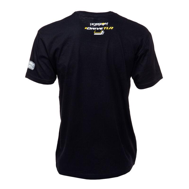 TLR 2020 Black T-Shirt, Medium