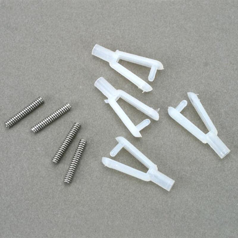 Mini-Ny Steel Pushrod Assembly