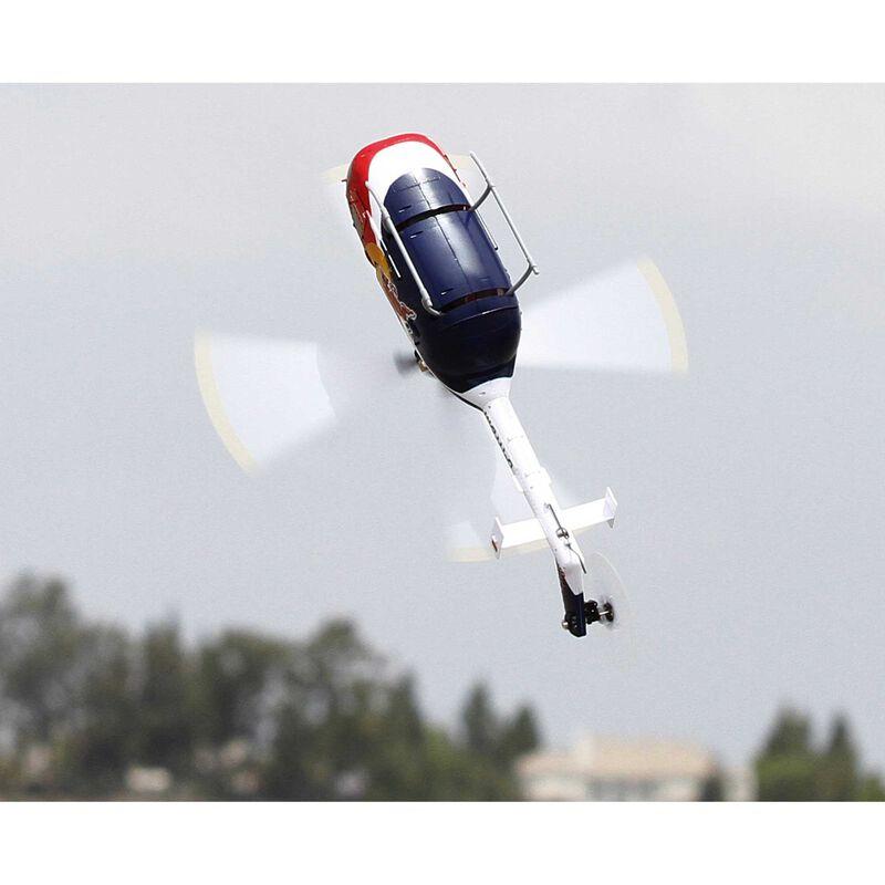 Red Bull BO-105 CB 130 X BNF