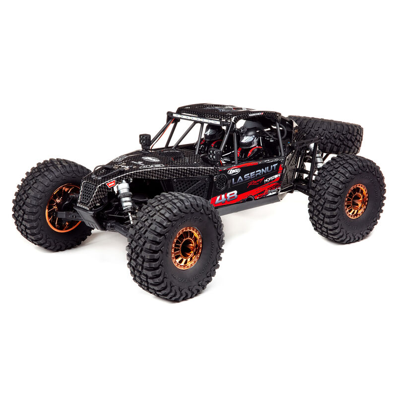 1/10 Lasernut U4 4WD Brushless RTR with Smart ESC, Black