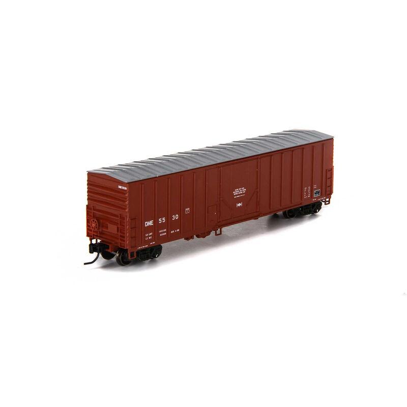 N 50' NACC Box DM&E #5530