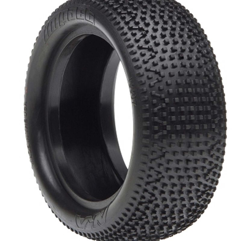 1/10 Impact 4WD Soft Front Tire: Buggy (2)