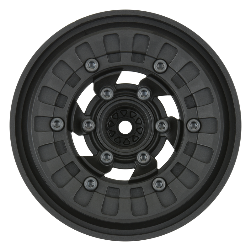 "Vice CrushLock 2.6"" Black/Black 6x30 Wheels F/R"