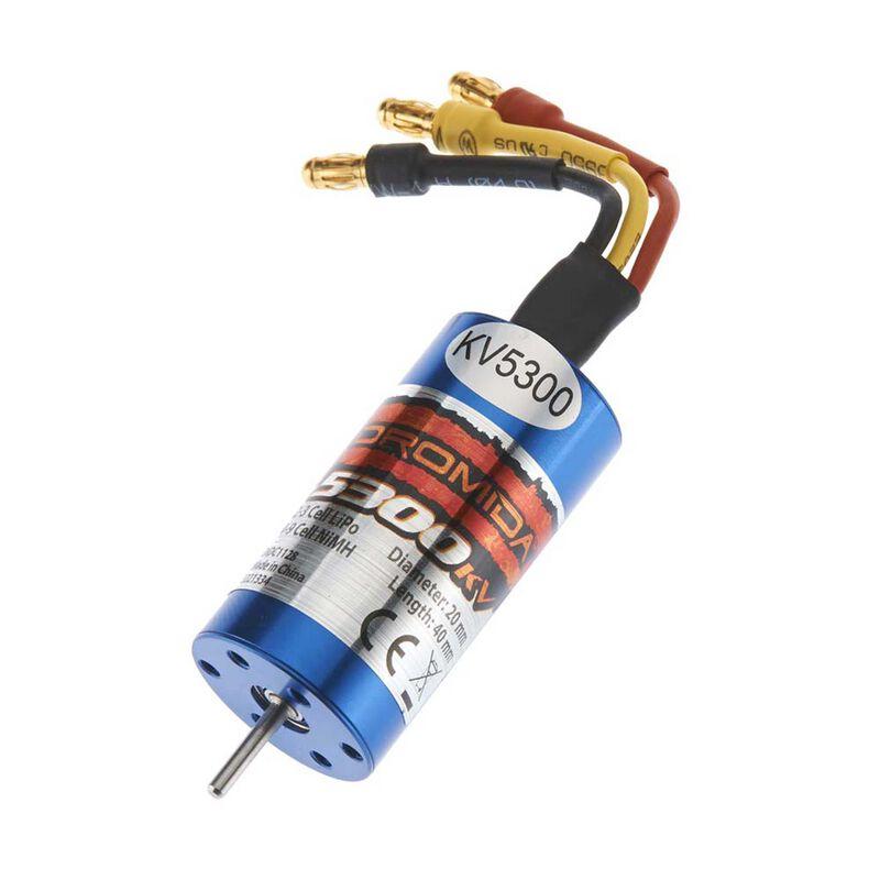 Sensorless Brushless Motor 5300kV: BX MT SC 4.18