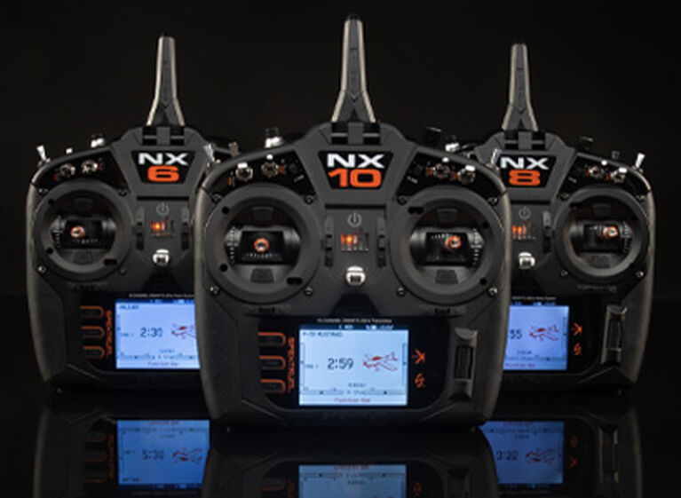 Spektrum NX transmitters