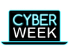 cyber week savings logo up to 25% off!