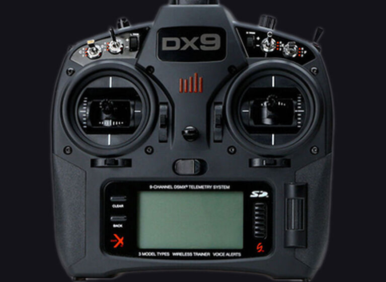 Spektrum DX9 RC Aircraft Transmitter