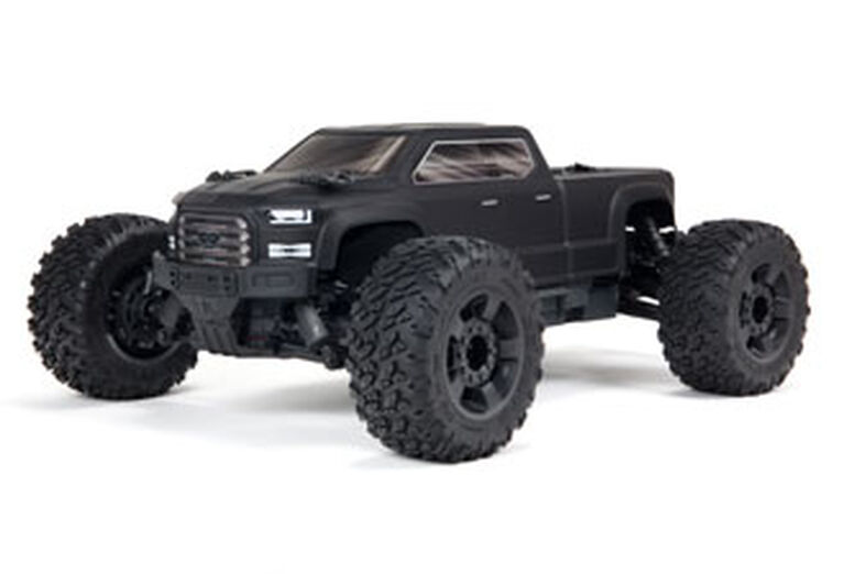 1/10 BIG ROCK CREW CAB 3S BLX product shot