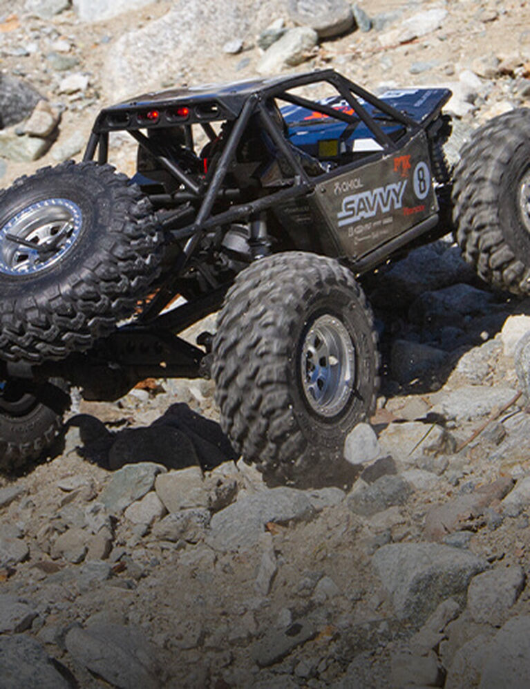 RR10 Bomber 4WD RTR glamour image