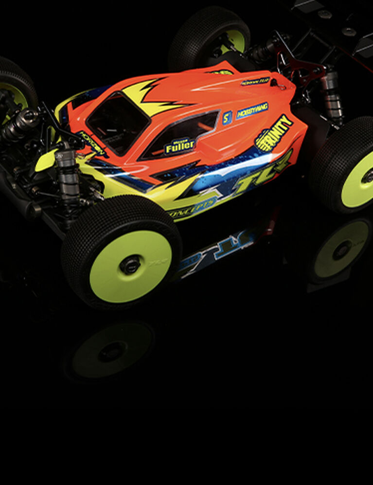 TLR 1/8 8IGHT-XE Elite Race Kit