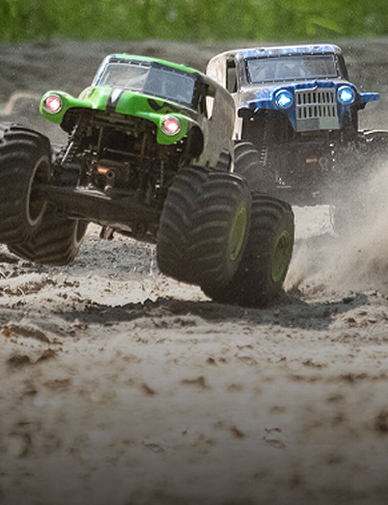 Losi LMT Solid Axle Monster Truck