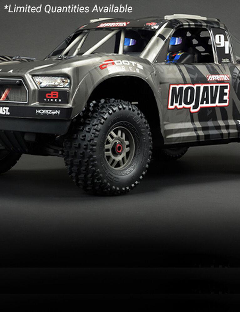 ARRMA 1/7 MOJAVE EXtreme Bash Desert Truck Roller