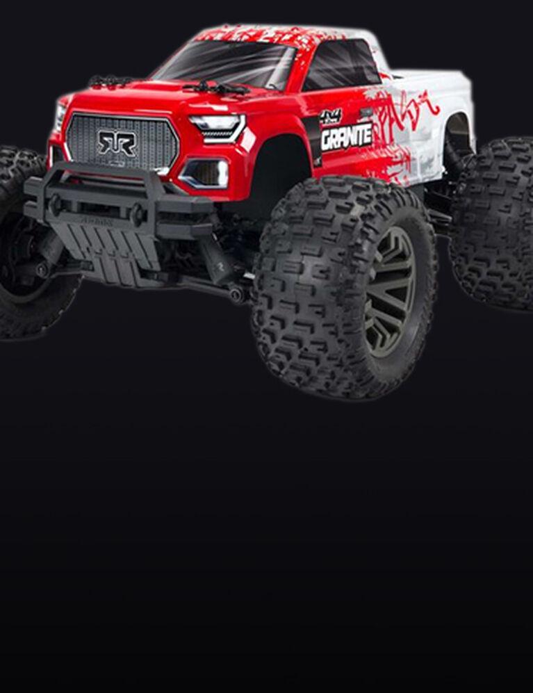 1/10 GRANITE 4X4 3S BLX Brushless RC Monster Truck Vehicle