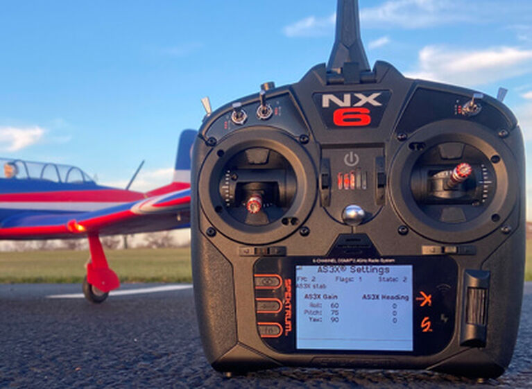 The Spektrum AR637T Receiver