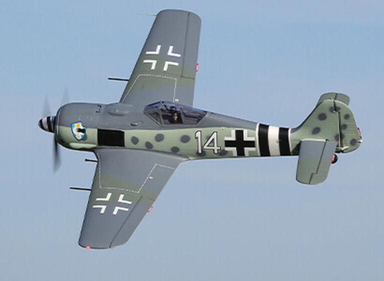 Focke-Wulf Fw190A 1.5m Glamour Shot