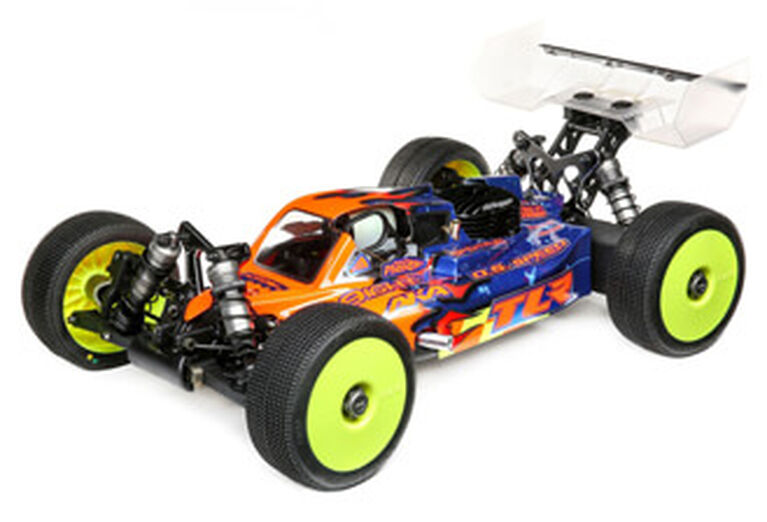 1/8 8IGHT-X Buggy Elite Race Kit product shot