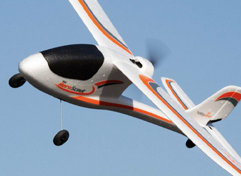 HobbyZone Mini AeroScout