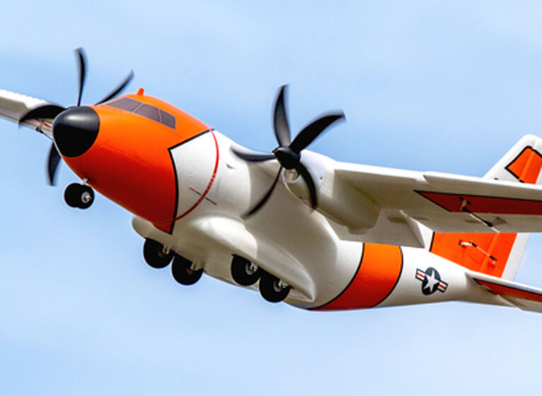 E-flite EC-1500 Twin RC Cargo Airplane