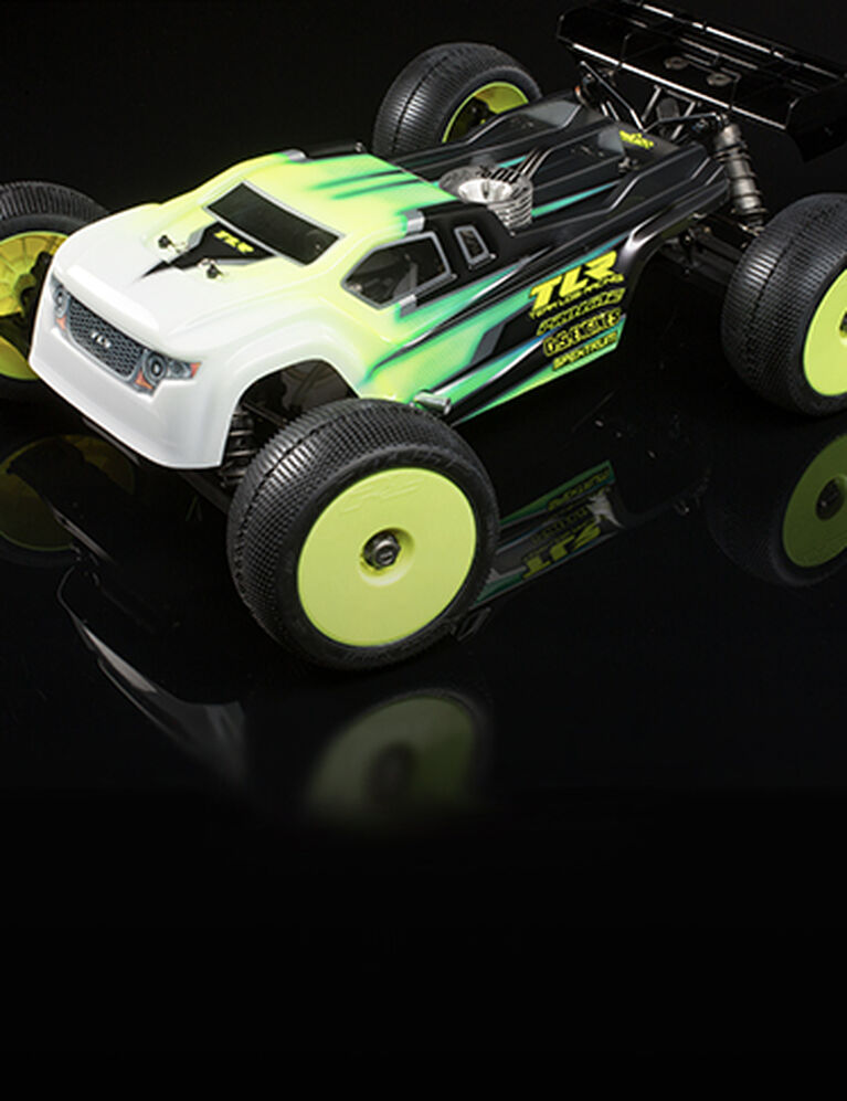 TLR 1/8 8IGHT XT/XTE Race Kit