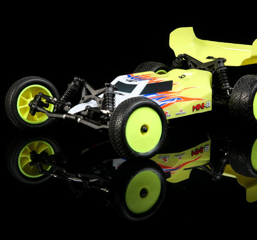 Losi 1/16 Mini-B Brushed RTR 2WD Buggy