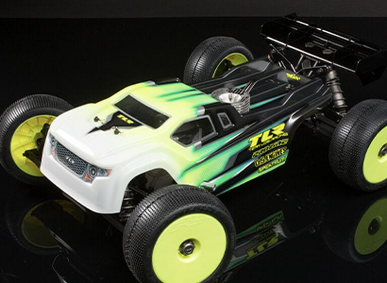 TLR 1/8 8IGHT XT/XTE Race Kit