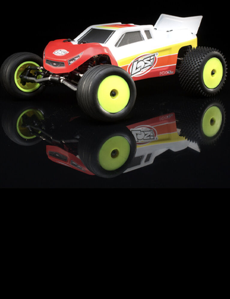Losi 1/18	Mini-T 2.0 Brushless RTR RC Stadium Truck