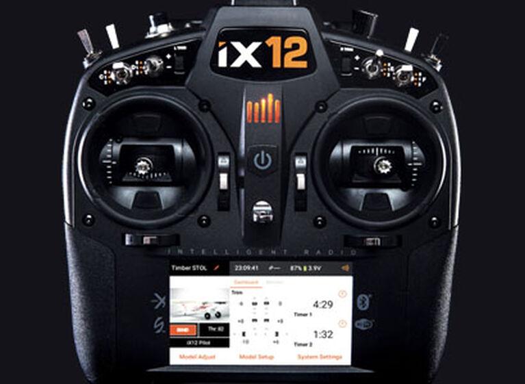 Spektrum IX12 DSMX Transmitter