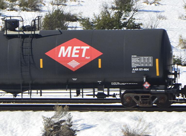 N 30,000 Gallon Ethanol Tank MWTX