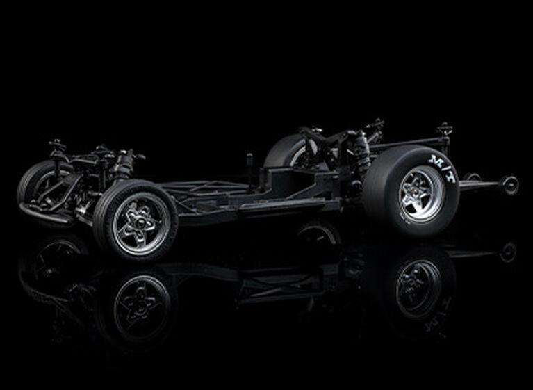 1/10 Losi 22S Pro No Prep Drag Car Roller Kit
