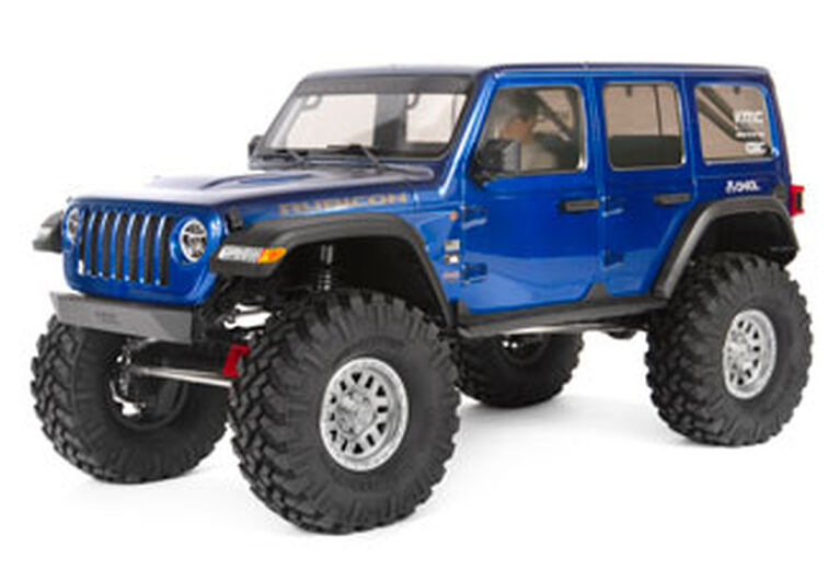 SCX10 III Jeep JLU Wrangler 4WD Kit